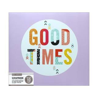 K&Co Scrapbook 12x12 Good Times|https://ak1.ostkcdn.com/images/products/16200845/P22572372.jpg?impolicy=medium