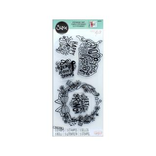 Sizzix KLizardi Clear Stamp Land That I Love