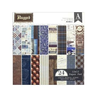Authentique Rugged Paper Pad 12x12