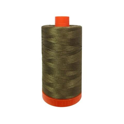 Aurifil Ctn Thread Mako 50wt 1300m Dark Sandstone