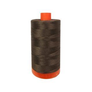 Aurifil Ctn Thread Mako 50wt 1300m Medium Bark
