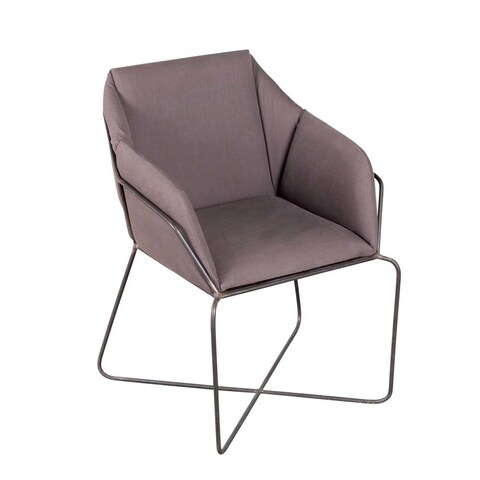 Handmade Burton Shell Chair (India)