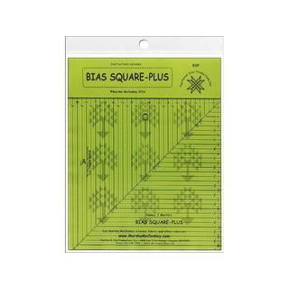 Feathered Star Bias Square-Plus Ruler