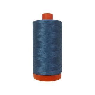 Aurifil Ctn Thread Mako 50wt 1300m Blue Grey