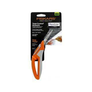 Fiskars Scissors Precision RazorEdge Total Control