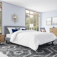 Carson Carrington Harstad White 3-piece Quilt Set