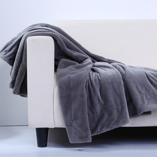 Berkshire Blanket Furry Decorative Throw