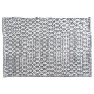 TAG Woven Raga Grey Indoor/Outdoor Rug (2' x 3')
