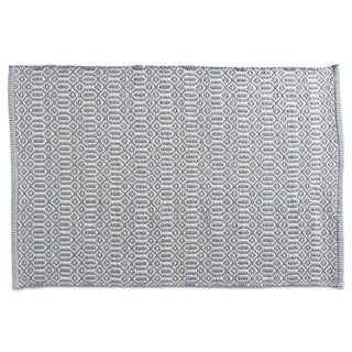 TAG Woven Raga Grey Indoor/Outdoor Rug - 2' x 3'
