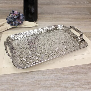 Pampa Bay Serving Tray with Handles