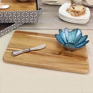 Pampa Bay Flower Wood Board Set (3pc)