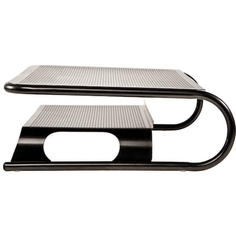Metal Art Printer Stand XL - Black