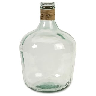 Attractive Small Recycled Glass Jug