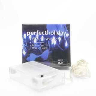 20 LED Copper String Light - Blue