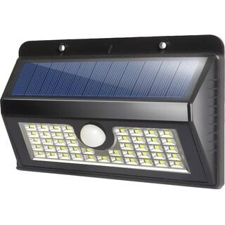 solar garden lights 45 bright leds outdoor motion sensor lights waterproof and wireless for garden path