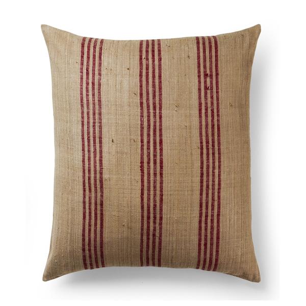 Hnadmade Nottingham Cruelty Free Silk Pillows (India)