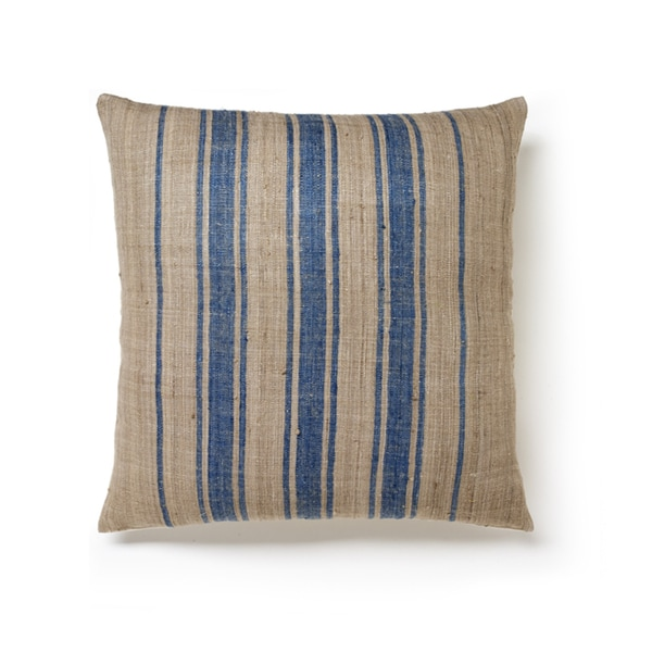 Handmade Chester Cruelty Free Silk Pillows (India)