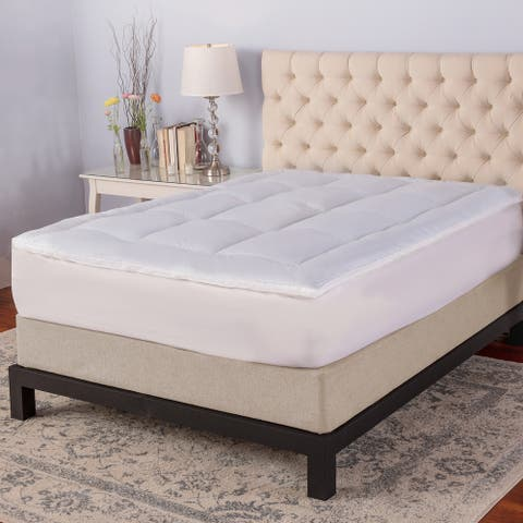 SensorPEDIC Memory Cloud 3-inch Gel Memory Foam Mattress Topper
