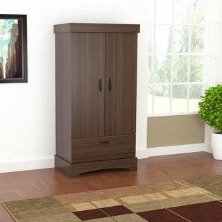 Inval Traditional 2-Door Armoire/Wardrobe
