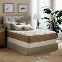 Ecologi 11-inch California King-size Latex Hybrid Mattress