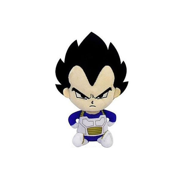 Bandai Super Plush Mini Dragon Ball Super Vegeta Plush Toy