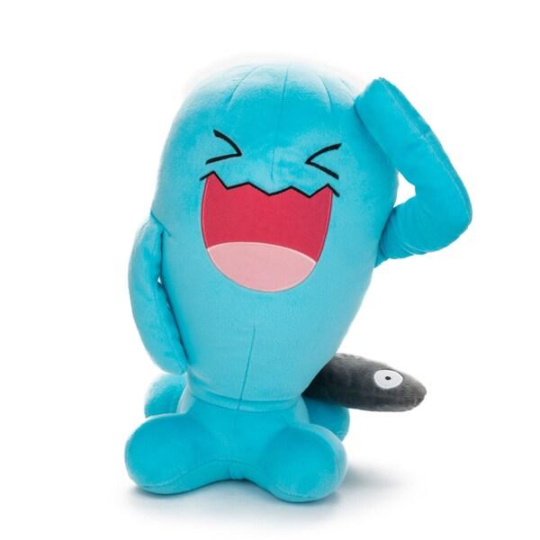 Banpresto Plush Pokemon 16-inch Wobbuffet Plush