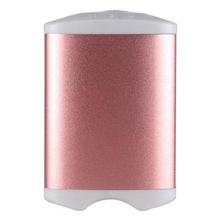 Insten Pink 5200mAh Power Bank External Chargerand Handwarmer Heat Pack