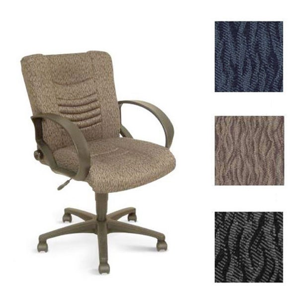 sealy posturepedic alpha midback office chair - free shipping