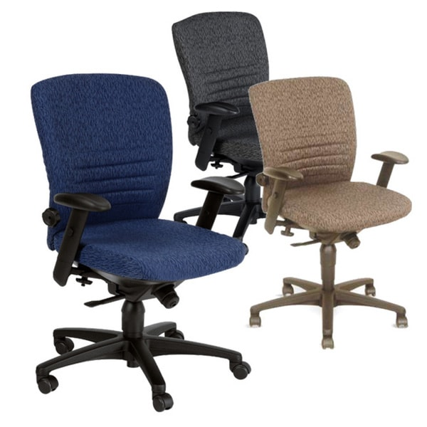 sealy posturepedic delta midback task chair - free shipping today
