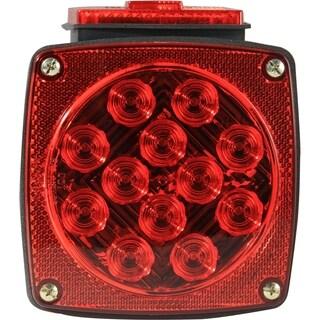 Pilot Automotive Red NV5086 Submersible LED Trailer Light Kit