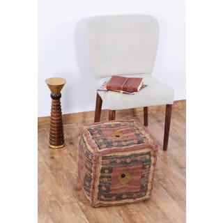 Herat Oriental Indo Handmade Kilim Upholstered Puff https://ak1.ostkcdn.com/images/products/16257152/P22623327.jpg?impolicy=medium