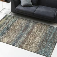 Superior Designer Sunderland Area Rug Collection (4'X 6)