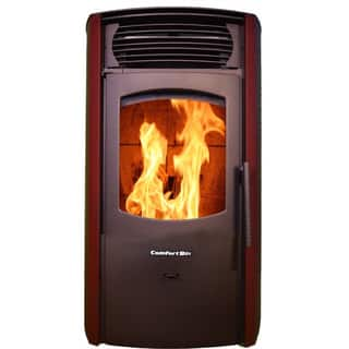 HP50 Burgundy Comfortbilt Pellet Stove 42,000 BTU|https://ak1.ostkcdn.com/images/products/16257307/P22623442.jpg?impolicy=medium