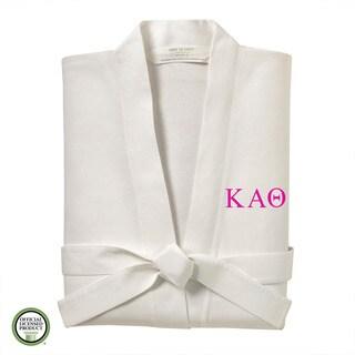 Under the Canopy Kappa Alpha Theta Monogrammed Kimono Bath Robe
