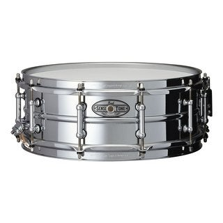 "Pearl 14""x5"" Beaded Steel SensiTone Snare Drum"