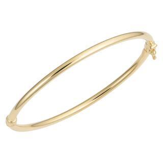 Fremada Italian 18k Yellow Gold Bangle Bracelet (3-mm wide)|https://ak1.ostkcdn.com/images/products/16257634/P22623694.jpg?impolicy=medium