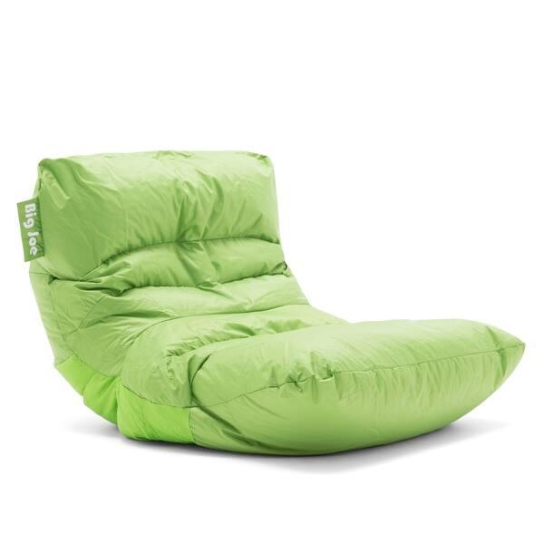 Astounding Shop Big Joe Roma Bean Bag Chair Smartmax Free Shipping Onthecornerstone Fun Painted Chair Ideas Images Onthecornerstoneorg