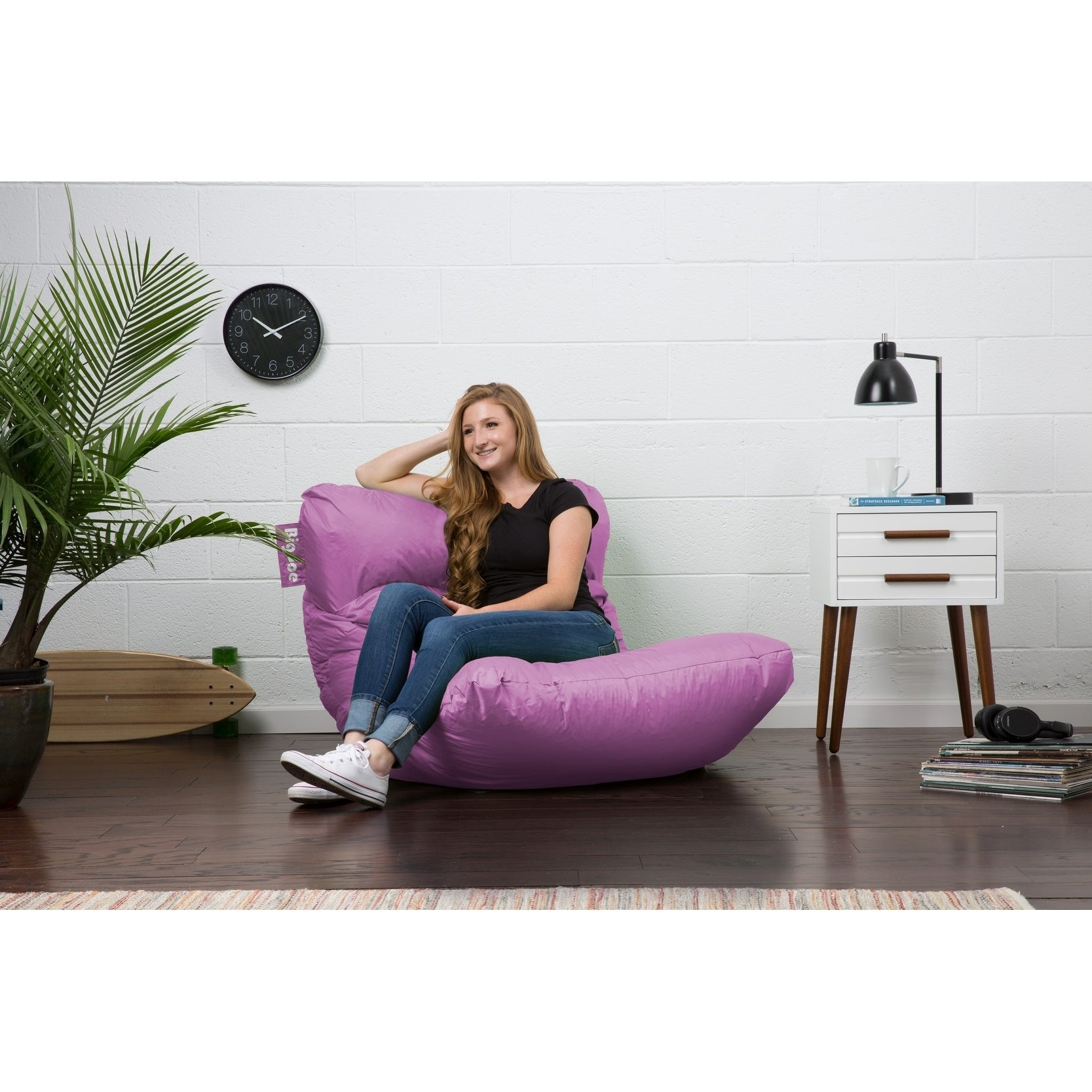 Joe Roma Bean Bag Chair Smartmax