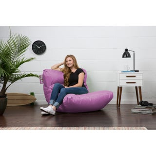 Big Joe Roma Bean Bag Chair, SmartMax