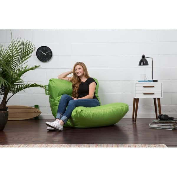 Awesome Shop Big Joe Roma Bean Bag Chair Smartmax Free Shipping Pabps2019 Chair Design Images Pabps2019Com