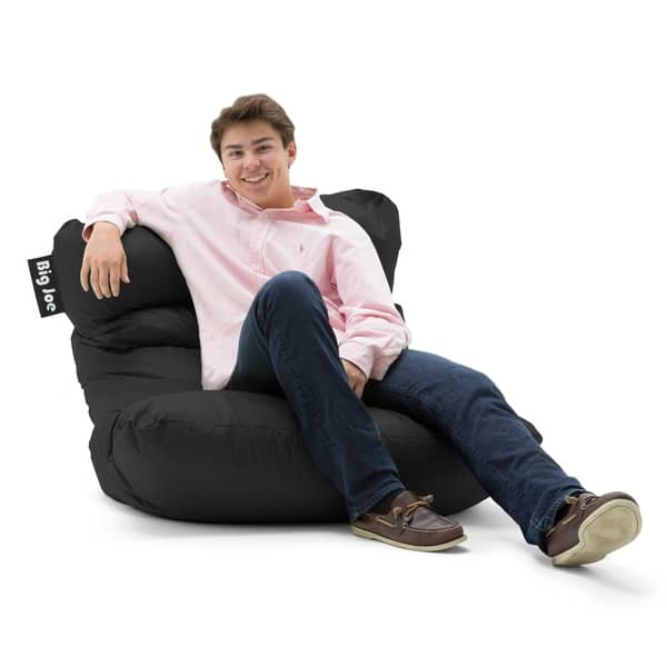 Incredible Shop Big Joe Roma Bean Bag Chair Smartmax Free Shipping Onthecornerstone Fun Painted Chair Ideas Images Onthecornerstoneorg