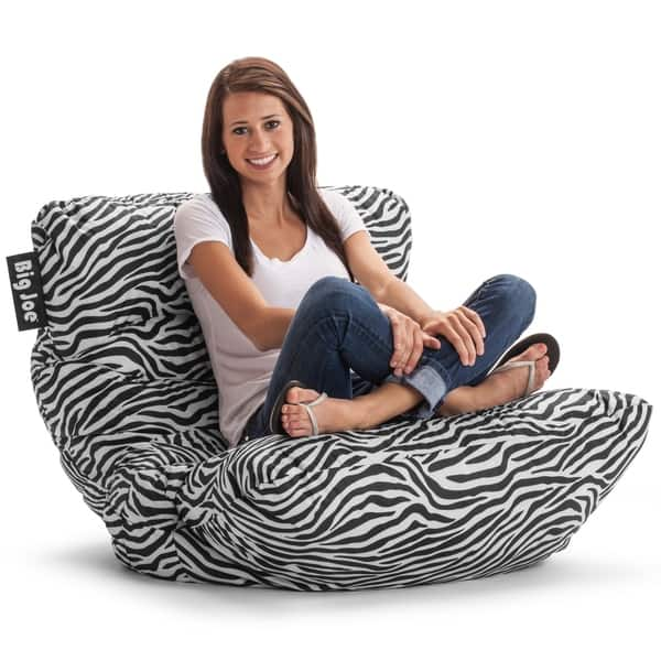 Outstanding Shop Big Joe Roma Bean Bag Chair Smartmax Free Shipping Pabps2019 Chair Design Images Pabps2019Com