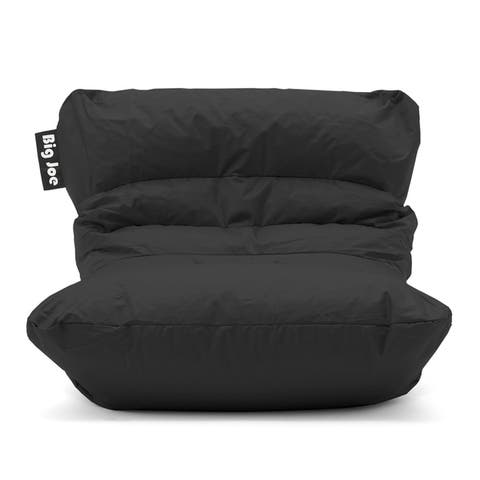 Buy Black Bean Bag Chairs Online At Overstock Our Best