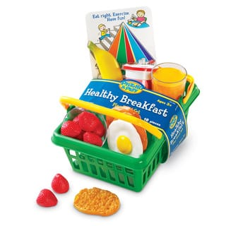 Learning Resources Pretend & Play Healthy Breakfast Set|https://ak1.ostkcdn.com/images/products/16257677/P22623741.jpg?impolicy=medium