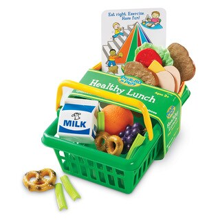 Learning Resources Pretend & Play Healthy Lunch Set