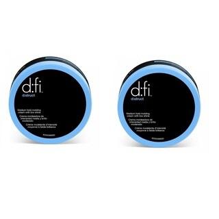 D:fi D:struct Medium Hold 2.65-ounce Molding Crème (Pack of 2)