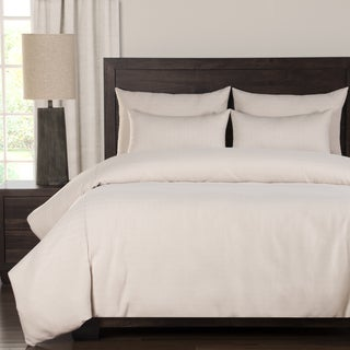 Siscovers Belfast Cream Luxury 6-piece California King Size Comforter Set (As Is Item)