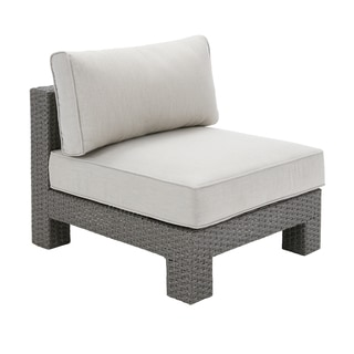 Madison Park Perry Light Grey Outdoor Lounge Chair
