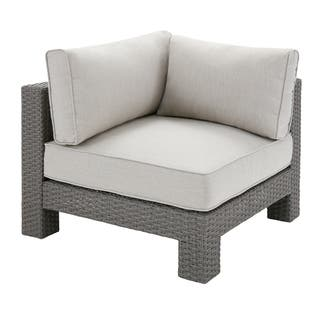 Madison Park Perry Light Grey Patio Corner Sectional Chair|https://ak1.ostkcdn.com/images/products/16258565/P22624563.jpg?impolicy=medium