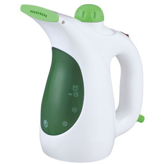 idee Portable Handheld Garment Steamer with Fabric Brush & Lint Remover, PGS01G